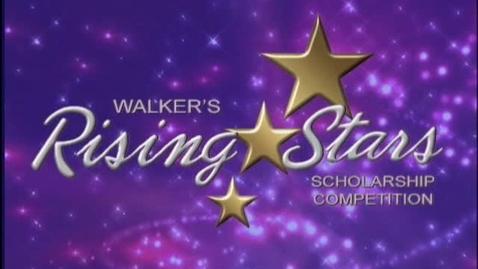 Thumbnail for entry 2010 Walker's Rising Stars Brianna Morin