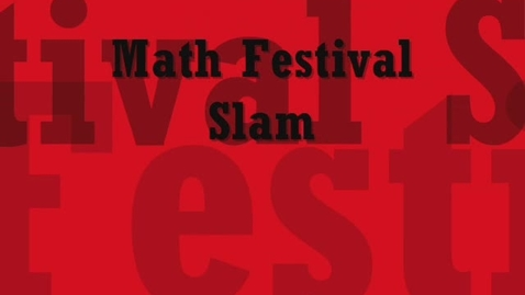 Thumbnail for entry Math Convention Teacher Fight