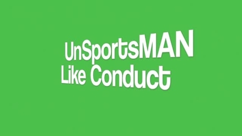 Thumbnail for entry UnSportsMAN Like Conduct Season Finale