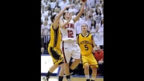 Thumbnail for entry Brandon Valley Girls Basketball State Champions 2011