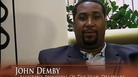 Thumbnail for entry 2009 APOY Winner: John Demby, Delaware