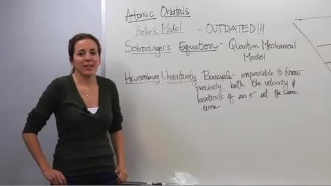 Thumbnail for entry Atomic Orbitals