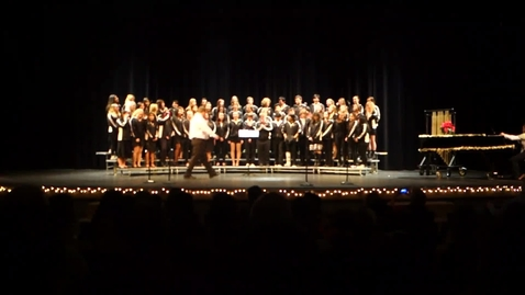 Thumbnail for entry JH High School Winter Choir Concert, 2014, Part TWO