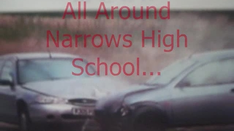 Thumbnail for entry Act Out Loud Contest Video - Narrows High School National Honor Society