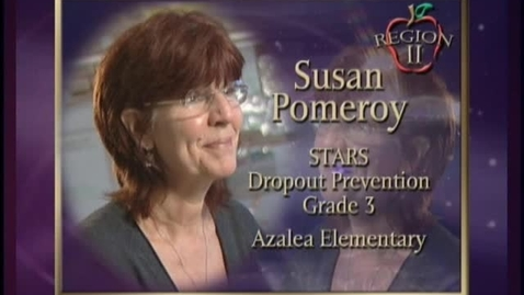 Thumbnail for entry Pinellas County Schools Evening Of Excellence 2011 - Susan Pomeroy