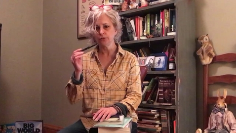 Thumbnail for entry Writing Tips from Kate DiCamillo!