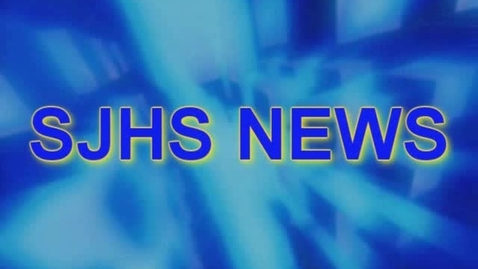 Thumbnail for entry SJHS News 1-10-17