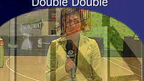 Thumbnail for entry Dwight Howard Double Double