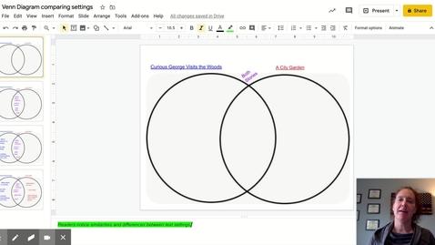 Thumbnail for entry Venn Diagram comparing settings - Google Slides