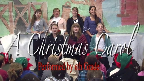 Thumbnail for entry A Christmas Carol