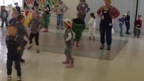 Thumbnail for entry Barn dancing