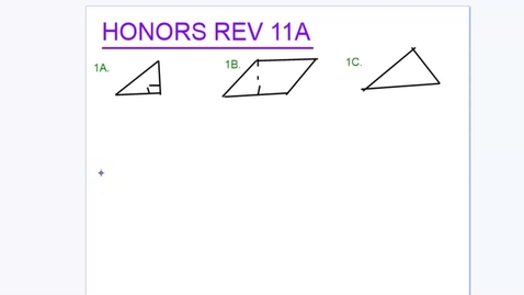 Thumbnail for entry Hon Geom Rev 11A solutions