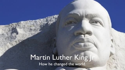 Thumbnail for entry Martin Luther King Jr By Cameron and Logan