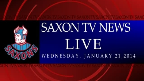 Thumbnail for entry SaxonTV Live Broadcast 12115 Final Project