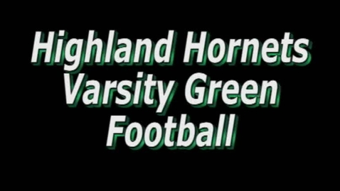 Thumbnail for entry 2008 Green Hornets Intro