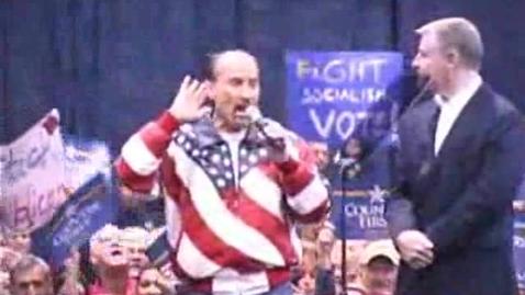 Thumbnail for entry Sarah Palin Rally