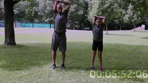 Thumbnail for entry Ultimate 20 Minute Full Body Workout for Kids