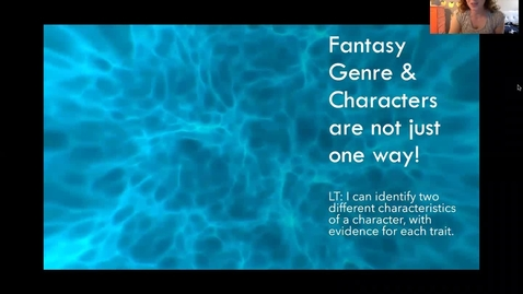 Thumbnail for entry Fantasy Genre and Characters Are Not Just One Way!