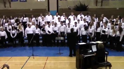 Thumbnail for entry Mrs. Lokken's Final GIHS Spring Choral Concert 5-29-2014