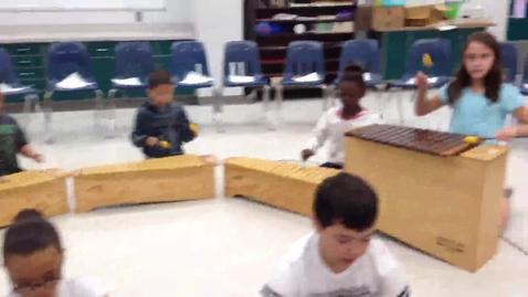 "Thumbnail for entry 14-15 Ms. Marinacci's 2nd grade class ""Little Bunny Foo, Foo"" by Mar Harmon"