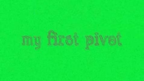 Thumbnail for entry Pivot Fall 2010
