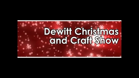 Thumbnail for entry Dewitt Elementary - Christmas Show