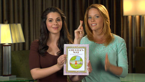 Thumbnail for entry Chester's Way read by Vanessa Marano & Katie Leclerc