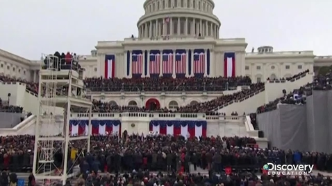 Thumbnail for entry The US Presidential Inauguration