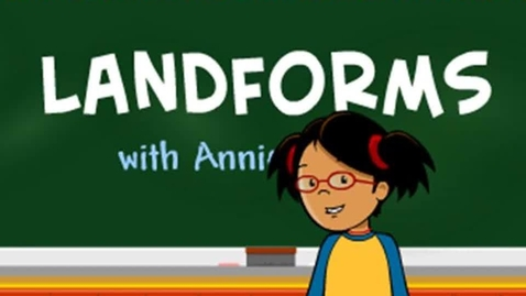 Thumbnail for entry Landforms