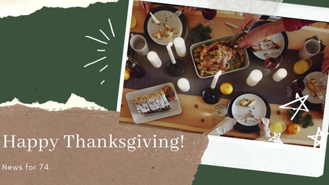 Thumbnail for entry MS74 Thanksgiving 2020