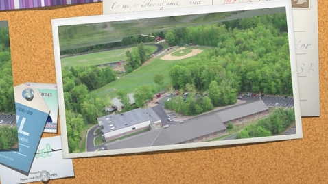 Thumbnail for entry Aerial View of School