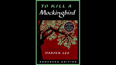 Thumbnail for entry To Kill a Mockingbird - Ch. 25