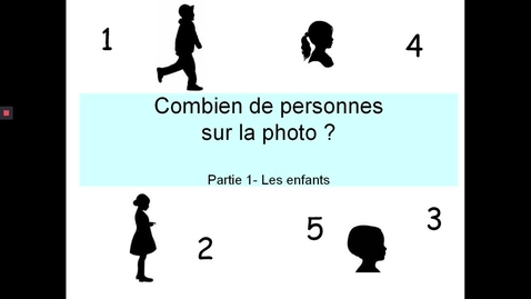 Thumbnail for entry Combien personnes photo - Enfants