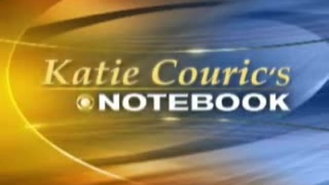 Thumbnail for entry Notebook: Cyber Bullying (CBS News)
