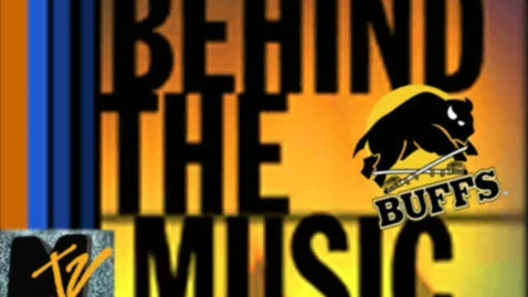 Thumbnail for entry Behind the Music - TMHS