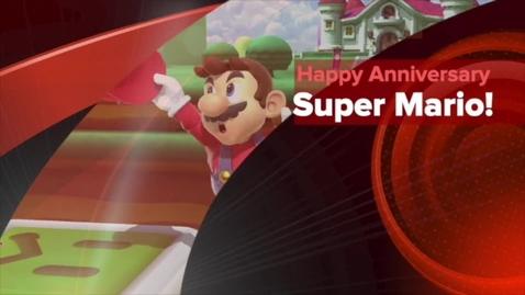 Thumbnail for entry Mario Anniversary w:ASL