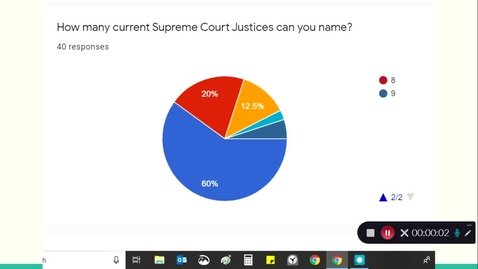 Thumbnail for entry Judicial Branch - Section 2