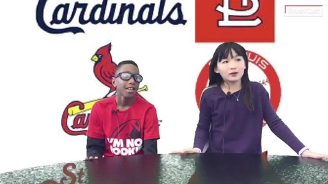 Thumbnail for entry Conway Connection, episode 49, 4/23/14, Cardinals