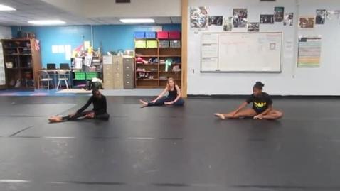 Thumbnail for entry 7th Period 6th grade Rhythm Name dances 10-20-16 group HM JR RC