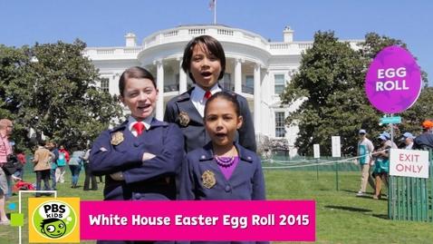 Thumbnail for entry PBS KIDS | White House Easter Egg Roll 2015 #WHEER