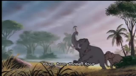 Thumbnail for entry Colonel Hathi Elephant March - Jungle Book Songs.mp4