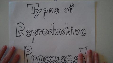 Thumbnail for entry Types of Reproduction