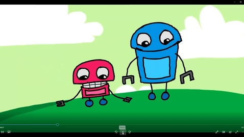 Thumbnail for entry Storybots Letter G