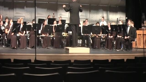 Thumbnail for entry Dusk- Century High School Symphonic Band