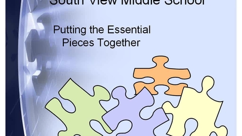 Thumbnail for entry IPA RESPRO School Showcase: South View Middle School