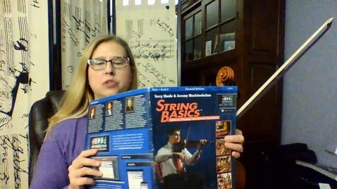Thumbnail for entry String Basics Bk 2 Pg 30-31 VIOLA Gr 7