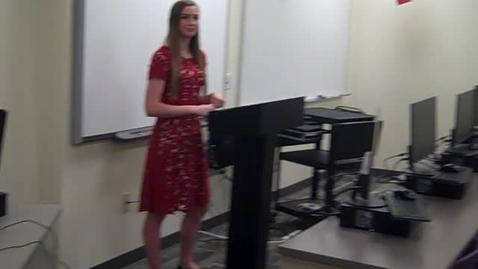 Thumbnail for entry Ayden McDermott Speech 1