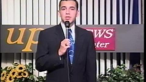 Thumbnail for entry UPC TV 9-28-1998 LIVE Show
