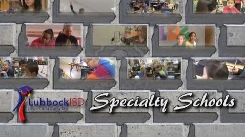 Thumbnail for entry Roscoe Wilson Elementary Specialty School
