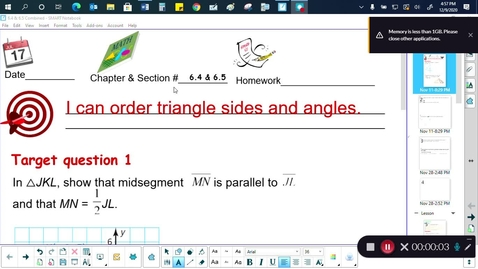 Thumbnail for entry Geometry 6.4 & 6.5